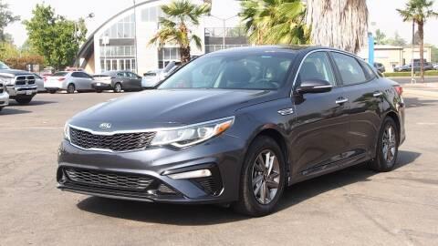2019 Kia Optima for sale at Okaidi Auto Sales in Sacramento CA