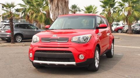 2018 Kia Soul for sale at Okaidi Auto Sales in Sacramento CA