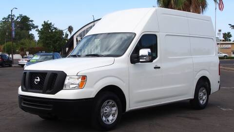 2019 Nissan NV Cargo for sale at Okaidi Auto Sales in Sacramento CA