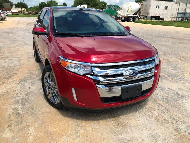Ford Edge For Sale At Lion Auto Finance In Houston Tx