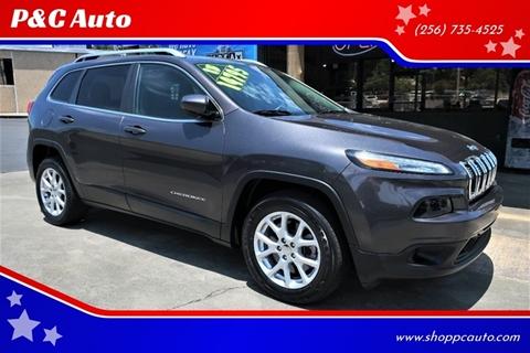 2015 Jeep Cherokee for sale in Cullman, AL