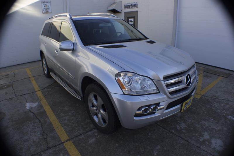 2010 Mercedes-Benz GL-Class for sale at VL Motors in Appleton WI