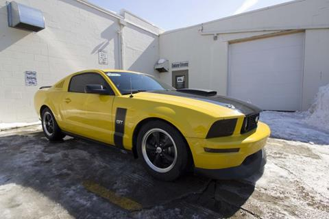 2005 Ford Mustang for sale at VL Motors in Appleton WI