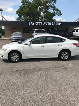 2014 Nissan Altima for sale at Bay City Auto's in Mobile AL