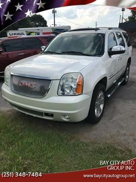 2011 GMC Yukon for sale at Bay City Auto's in Mobile AL