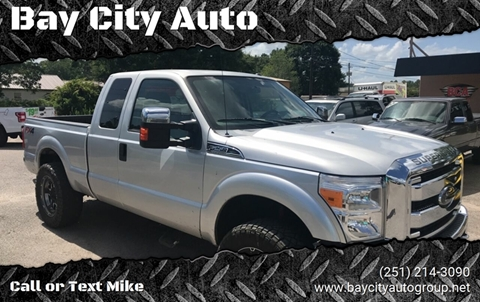 Used F 250 Super Duty For Sale >> 2012 Ford F 250 Super Duty For Sale In Mobile Al