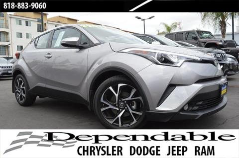 2018 Toyota C-HR for sale in Canoga Park, CA