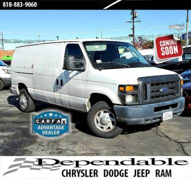 2011 Ford E-Series Cargo for sale in Canoga Park, CA