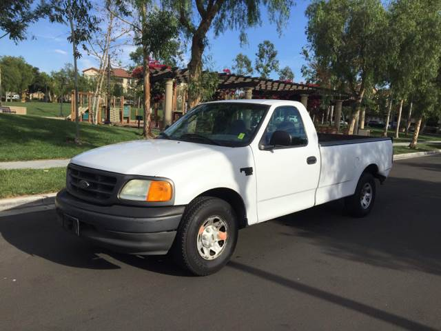2004 ford f-150 heritage xl in fullerton ca - car giant