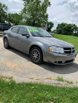 2013 Dodge Avenger for sale in Grimes, IA