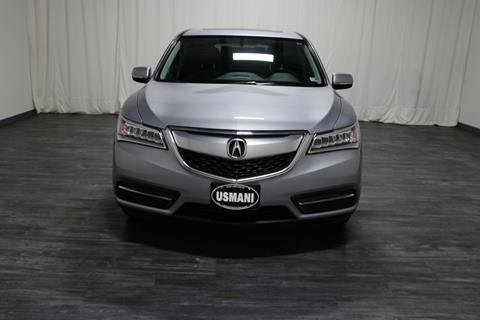 2016 Acura MDX for sale in Fredericksburg, VA