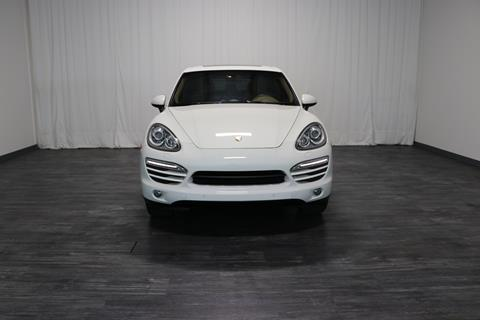 2012 Porsche Cayenne for sale in Fredericksburg, VA