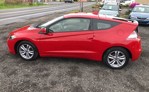2012 Honda CR-Z for sale in Swoyersville, PA