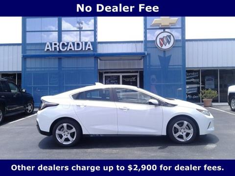 2018 Chevrolet Volt for sale in Arcadia, FL