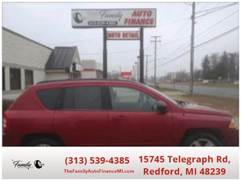 2010 Jeep Compass for sale in Redford, MI