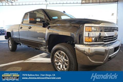 Chevrolet Silverado 3500hd San Diego >> 2018 Chevrolet Silverado 3500 For Sale In San Diego Ca