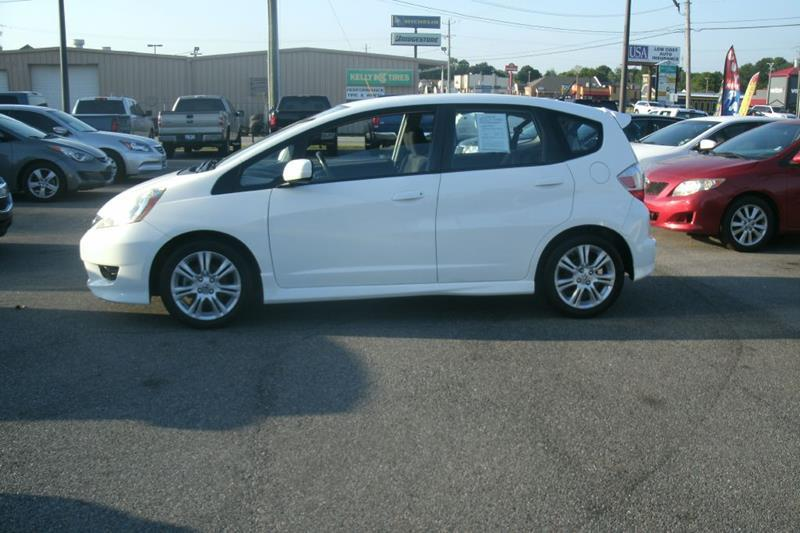 2010 Honda Fit For Sale At Nu Way Auto Sales In Du0027Iberville MS