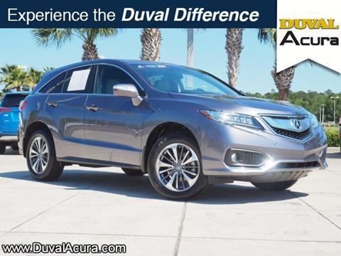 Acura RDX For Sale Carsforsalecom - Duval acura used cars