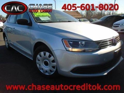 2011 Volkswagen Jetta for sale in Oklahoma City, OK