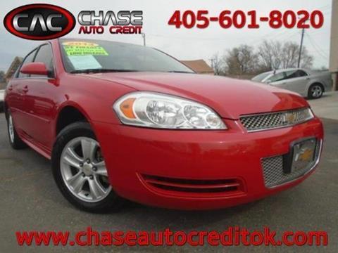 2013 Chevrolet Impala for sale in Oklahoma City, OK