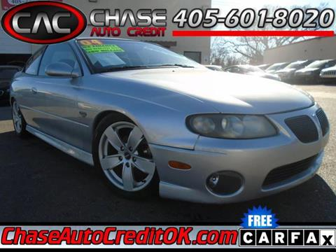 2004 Pontiac GTO for sale in Oklahoma City, OK