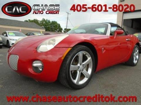2006 Pontiac Solstice for sale in Oklahoma City, OK