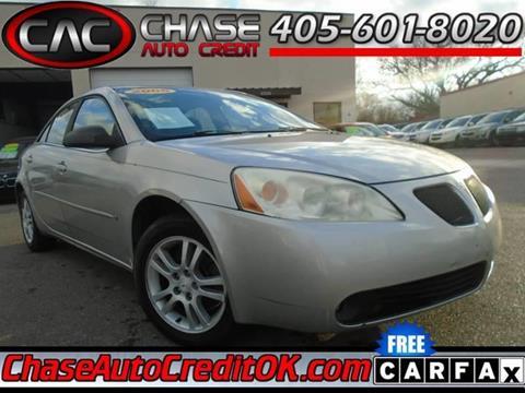 2006 Pontiac G6 for sale in Oklahoma City, OK