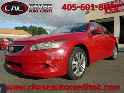 2010 Honda Accord for sale in Oklahoma City, OK