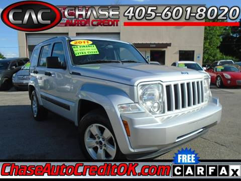 2011 Jeep Liberty for sale in Oklahoma City, OK