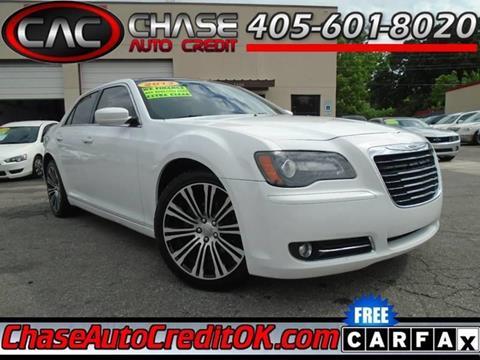 2013 Chrysler 300 for sale in Oklahoma City, OK