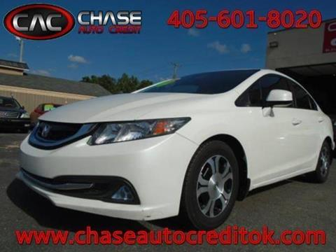 2014 Honda Civic for sale in Oklahoma City, OK