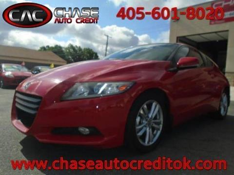 2012 Honda CR-Z for sale in Oklahoma City, OK