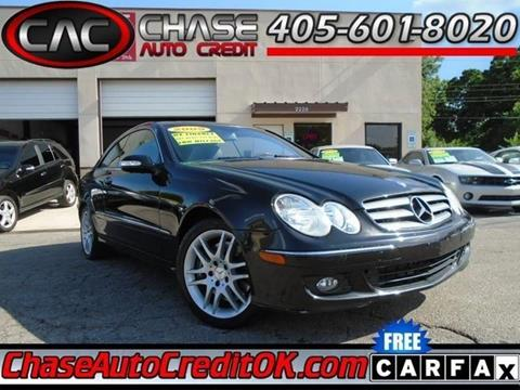 2009 Mercedes-Benz CLK for sale in Oklahoma City, OK