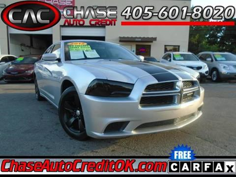 2012 Dodge Charger for sale in Oklahoma City, OK