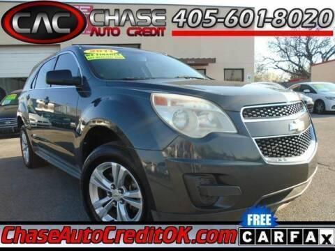 2011 Chevrolet Equinox for sale in Oklahoma City, OK