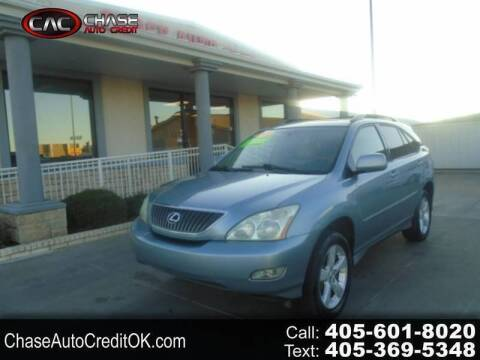 2004 Lexus RX 330 for sale at Chase Auto Credit in Oklahoma City OK