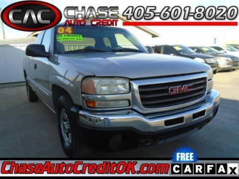 2004 GMC Sierra 1500 for sale at Chase Auto Credit in Oklahoma City OK