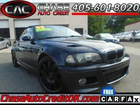 2002 BMW M3 for sale at Chase Auto Credit in Oklahoma City OK