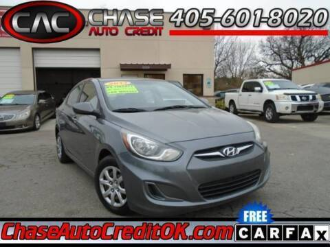 2013 Hyundai Accent GLS for sale at Chase Auto Credit in Oklahoma City OK