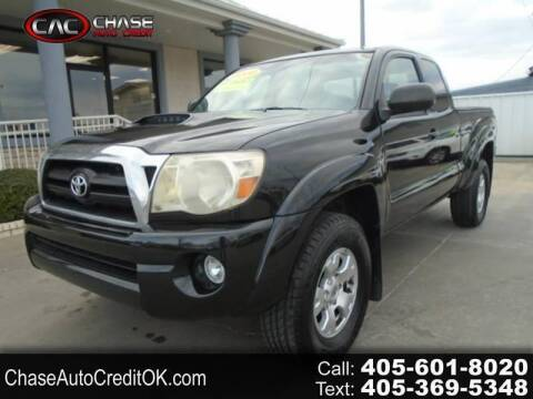 2008 Toyota Tacoma PreRunner V6 for sale at Chase Auto Credit in Oklahoma City OK
