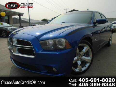 2012 Dodge Charger for sale at Chase Auto Credit in Oklahoma City OK