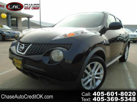2012 Nissan JUKE for sale at Chase Auto Credit in Oklahoma City OK