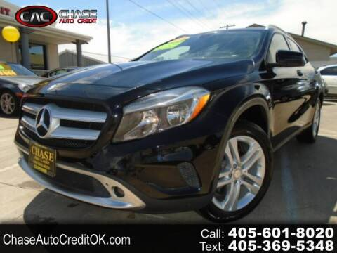 2015 Mercedes-Benz GLA for sale at Chase Auto Credit in Oklahoma City OK
