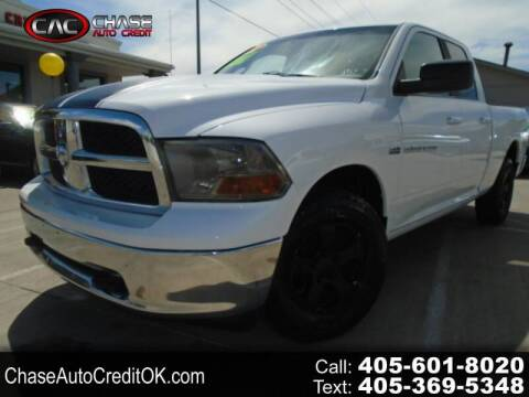 2012 RAM Ram Pickup 1500 for sale at Chase Auto Credit in Oklahoma City OK