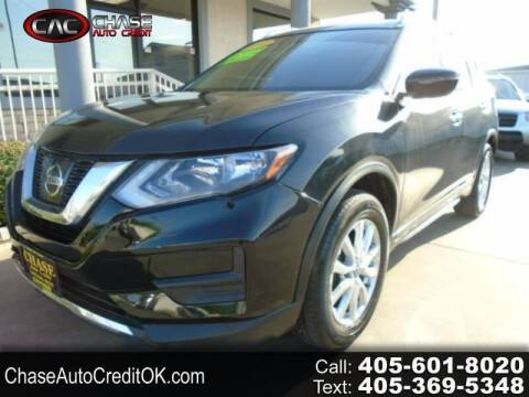 2017 Nissan Rogue for sale at Chase Auto Credit in Oklahoma City OK