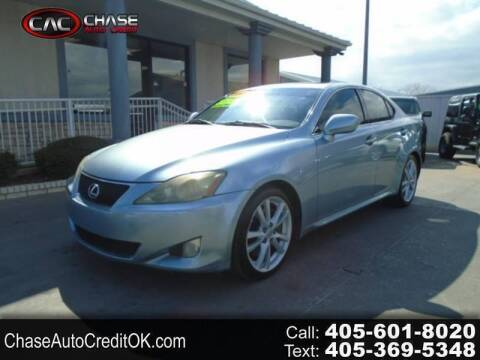 2006 Lexus IS 350 for sale at Chase Auto Credit in Oklahoma City OK