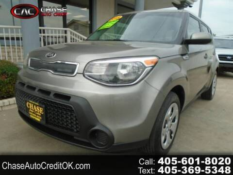 2015 Kia Soul for sale at Chase Auto Credit in Oklahoma City OK