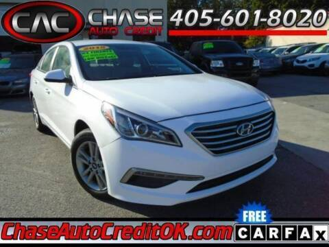 2015 Hyundai Sonata for sale at Chase Auto Credit in Oklahoma City OK