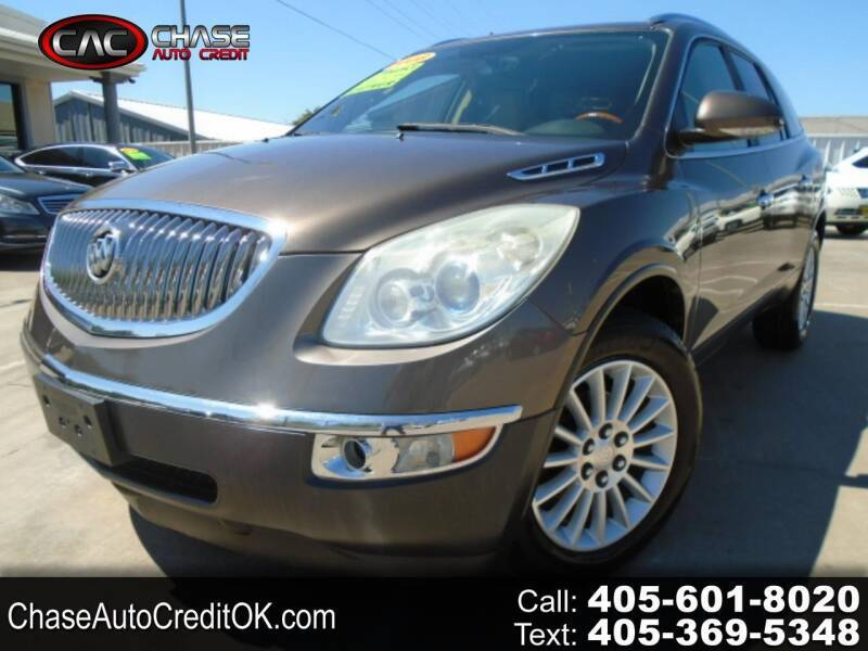 2008 Buick Enclave for sale at Chase Auto Credit in Oklahoma City OK