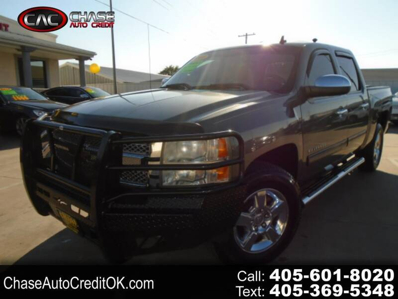 2011 Chevrolet Silverado 1500 for sale at Chase Auto Credit in Oklahoma City OK